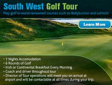 SOUTH WEST GOLF TOUR