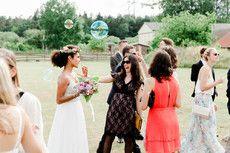 Mode für Hochzeitsgäste