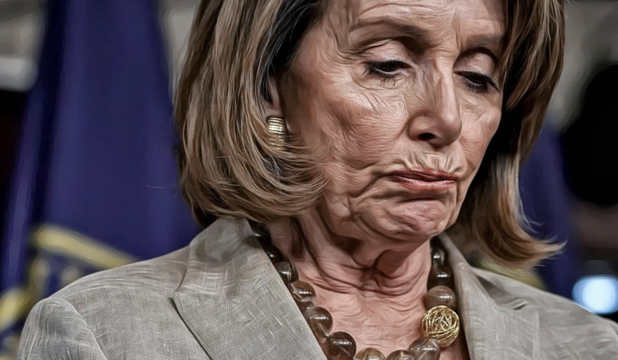 POLL: Should Nancy Pelosi Be Removed From Office?  YES or NO