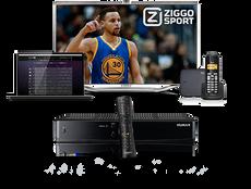 Ziggo Start + Bol.com t.w.v. €50 (eerste 6 maanden €34,95 daarna €47,50)