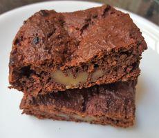 Velvet Beetroot Brownies by Irish Balance