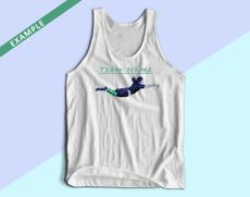 White Tank top | Spot sub: $28