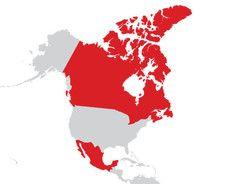 Canada or Mexico