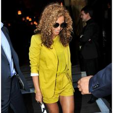 Street Glam Beyoncé