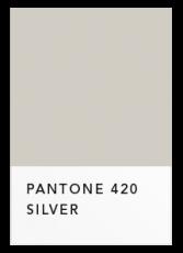 Серый / серебрянный