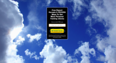 Landing page/ Squeeze Page (pagina cattura contatti)
