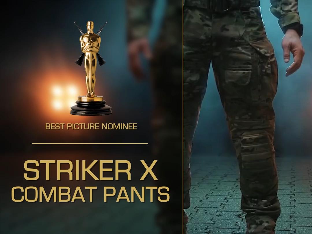 "Picture for choice ""Striker X Combat Pants"""