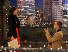 Barney pede Robin em casamento
