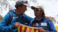 F.Latorre i O.Cadiach. Alpinisme