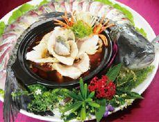 北合餐廳─水煮魚