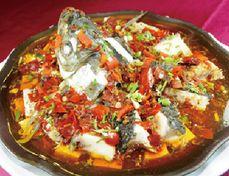 祥和園餐廳─川味辣椒魚