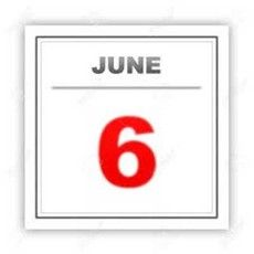 6th of June, Maya's birthday