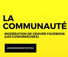 COMMUNAUTÉ LES COWORKEUSES