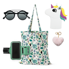 Accessoires (bouchons d'oreille, lunettes de lecture, etc.)