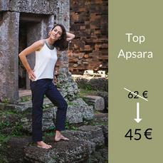 Le Top Apsara : 45 €
