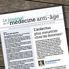 Le Journal de la Médecine Anti-âge