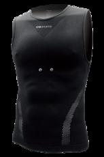 男款心跳感測高機能壓縮背心