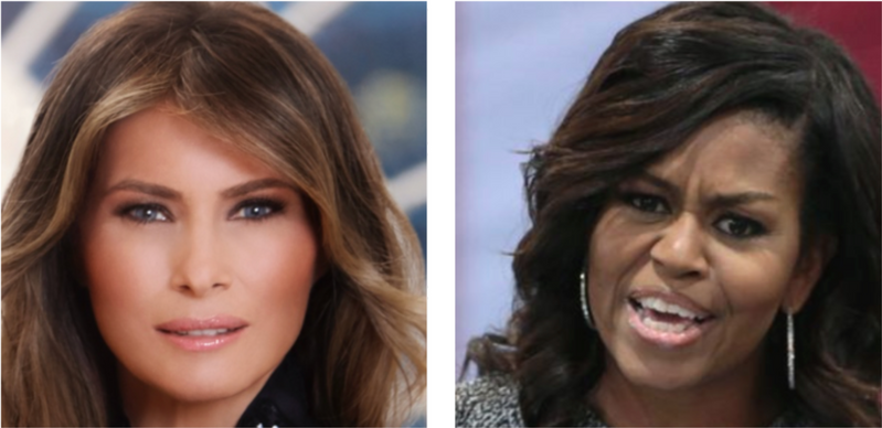 NATIONAL POLL: Are You Happy Melania Replaced Michelle As First Lady?
