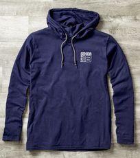 Long Sleeve Hooded Tee - $33