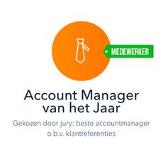 Account Manager van het Jaar