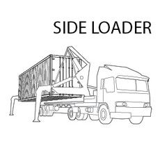 Self Unloading - Side Loader