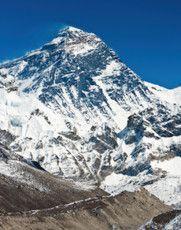 Luftballong till Mount Everest