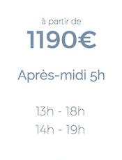 APRÈS-MIDI 5H