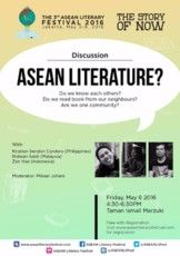 """Discussion """"Asean Literarure?"""""""