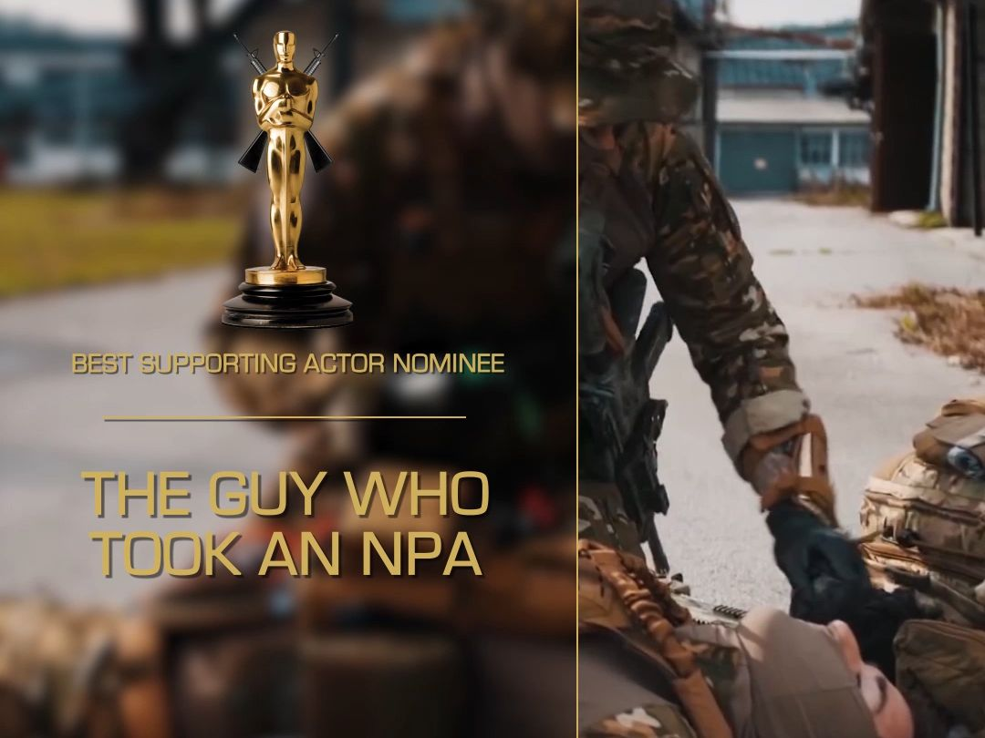 """Picture for choice """"The guy who took an NPA"""""""
