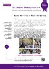 Manchester Science - Public Engagement