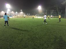 5-a-side (Tuesday Evening)