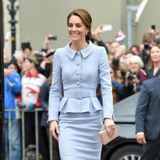 Preppy Kate Middleton
