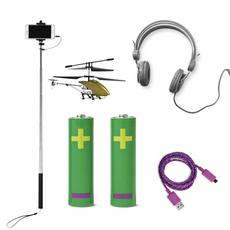 Gadgets og elektronik