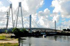Ponte da Passagem (Foto: Gabriel Lordêllo)