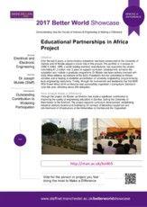 Joseph Mutale - Widening Participation