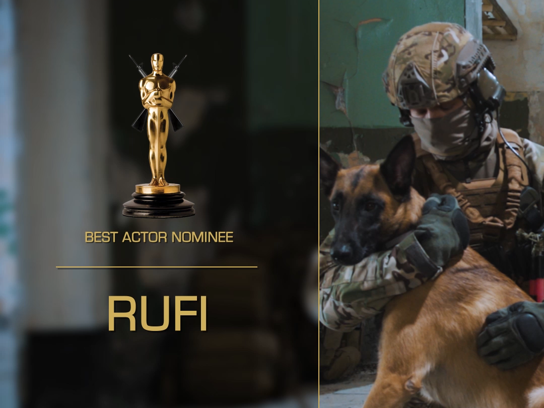 """Picture for choice """"Rufi the dog"""""""
