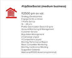 #UpSize