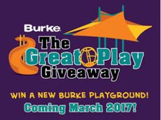Burke The Great Play Giveaway