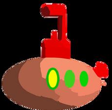 En ubåt