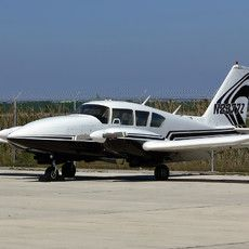 Piper PA-27 - 4 personas + Equipaje