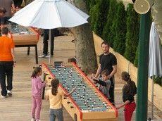 Recreational games, Paris Plages, Paris, FR