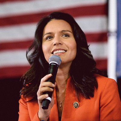 "Picture for choice ""Tulsi Gabbard"""