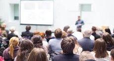 Acudo a eventos / conferencias