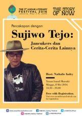 Percakapan Sujiwo Tejo: Jancukers dan Cerita-cerita Lainnya