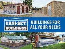 Easi-Set Buildings