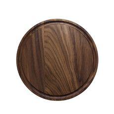 "10.5"" Round Board (Walnut)"
