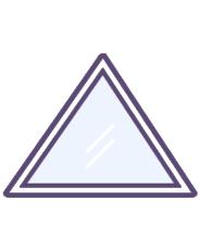 Dreieckig