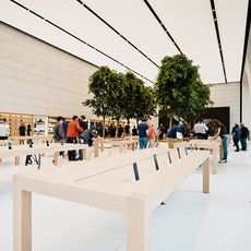 Design Aesthetics [APPLE STORE]