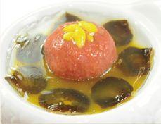 石門水庫福華渡假飯店─紅麴河鮮球