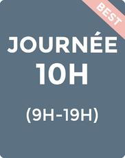 JOURNÉE 10H